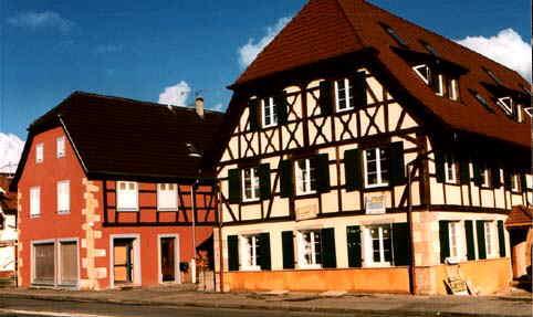 Le pays de Sierentz - Bartenheim